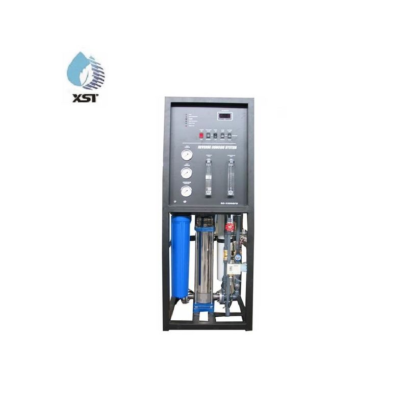 Commercial Small Reverse Osmosis Brackish Water Treatment Plant